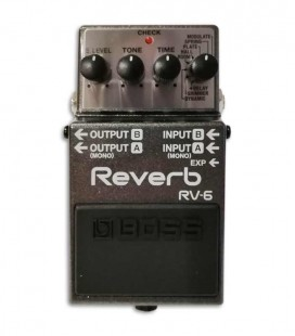 Pedal Boss RV-6 Reverb