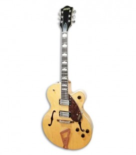 Guitarra Elétrica Gretsch G2420 Streamliner Hollow Body Ambar
