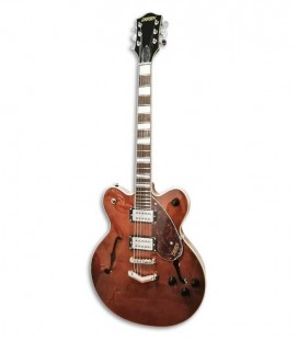Guitarra Elétrica Gretsch G2622 Streamliner V Stoptail Single Barrel Stain
