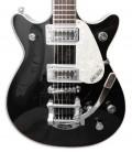 Guitarra Elétrica Gretsch G5445T Electromatic Double Jet Double Cut Bigsby Black
