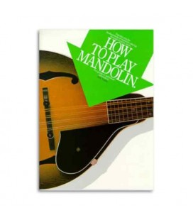 Livro Music Sales AM35163 How To Play Mandolin