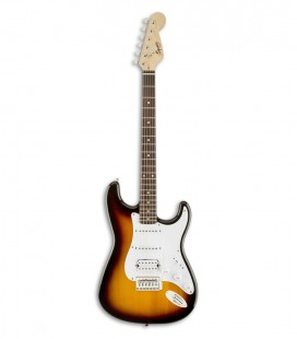 Guitarra Elétrica Fender Squier Bullet Stratocaster HSS RW Sunburst