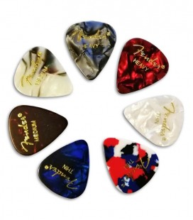 Palheta Fender para Guitarra