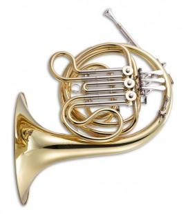 Trompa Harmonia John Packer JP162 Fá Dourada com Estojo