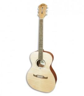 Guitarra Eletroac炭stica Fender FA 235E Concert Natural