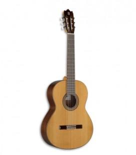 Foto frontal Alhambra 3C Guitarra Clássica
