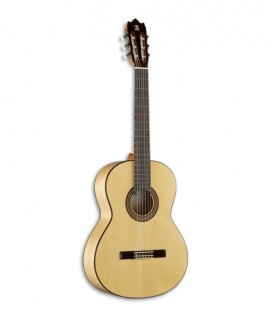 Foto da guitarra de flamenco Alhambra 3F