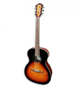 Guitarra Eletroac炭stica Fender FA 235E Concert Sunburst