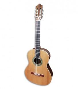 Paco Castillo 201 Guitarra Clássica Cedro Sapelly