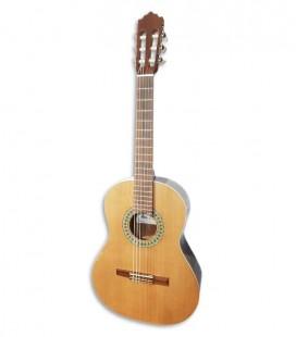 Paco Castillo 201 Guitarra Clássica 3/4 Cedro Sapelly