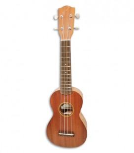 Foto ukulele mahimahi ms 1st frente em tres quartos