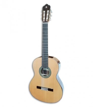 Foto frontal  da Guitarra Clássica Alhambra 5P