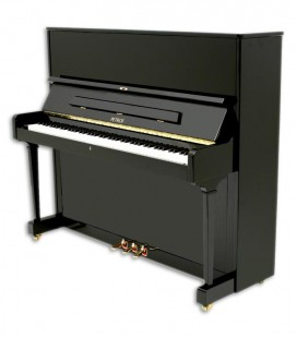 Piano Vertical Petrof P125 F1 Higher Series