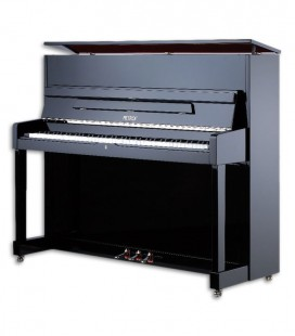 Piano Vertical Petrof P118 M1 Middle Series