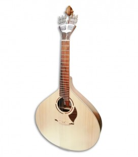 Guitarra Portuguesa APC 308LS Spruce Mogno Meio Luxo Lisboa