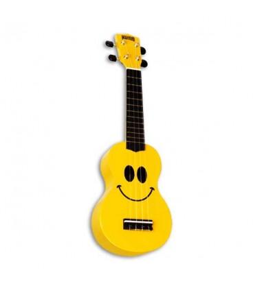 Foto a 3/4 do ukulele Mahalo USMILE