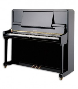 Piano Vertical Petrof P135 K1 Highest Series