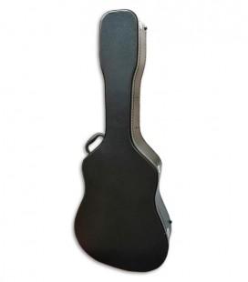 Estojo Ortol叩 987/503 para Guitarra Folk Madeira
