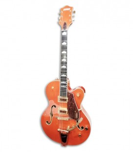 Guitarra Elétrica Gretsch G5420TG Electromatic Hollow Body Limited Edition Orange