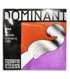 Jogo de Cordas Thomastik Dominant 141 para Viola 4/4