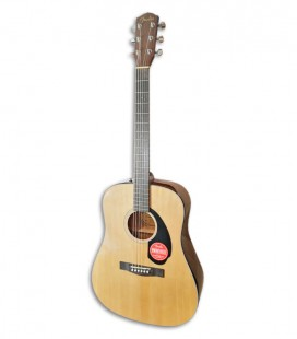 Guitarra Folk Fender Dreadnought CD 60S Natural WN