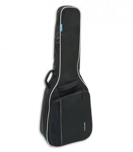 Foto do Saco Gewa Economy modelo 212200 para Guitarra Folk de frente e em três quartos
