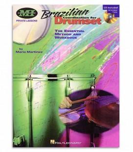 Foto da capa do Livro Brazilian Coordination for Drumset HLE00695284