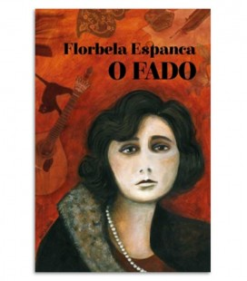 Foto da capa do livro Florbela Espanca O Fado