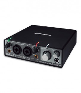 Foto do Interface Roland Rubix22 USB Audio