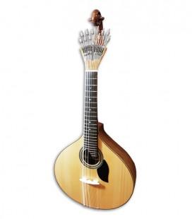 Guitarra Portuguesa Artimúsica GP70LCAD Simples Modelo Lisboa 3/4