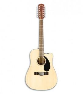 Foto da Guitarra Eletroac炭stica Fender CD 60SCE