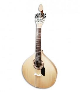 Foto da Guitarra Portuguesa Artimúsica GPBASEC Modelo Coimbra