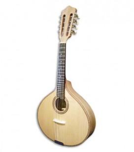 Bandolim Guitarrinha Artimúsica BD40GC Simples Tampo Spruce com Carrilhão