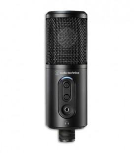 Microfone Audio Technica ATR2500X Condensador com USB e suporte