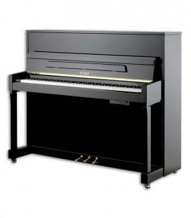 Piano Vertical Petrof P122 N2 Higher Series Silent