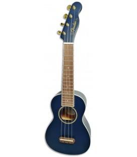 Ukulele Soprano Fender Grace Vanderwaal Signature Moonlight Navy Blue