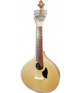 Foto da Guitarra Portuguesa Artim炭sica GPBASELCAD Modelo Lisboa