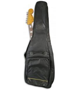 Saco Ortol叩 552 31 para Guitarra El辿trica Almofadado 10mm Mochila
