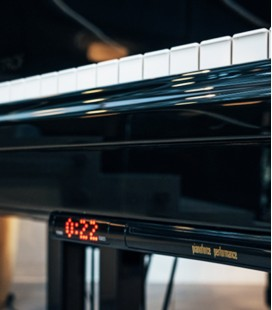 Foto do Sistema Player Pianoforce para Piano de Cauda
