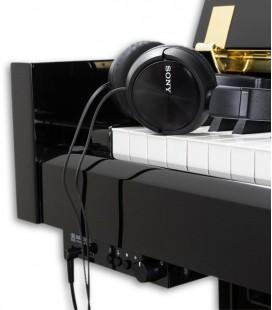 Foto do Sistema Silent Adsilent para Piano de Cauda