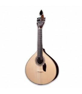 Guitarra Portuguesa Artimúsica 70731 Luxo Pau Santo Especial Modelo Coimbra