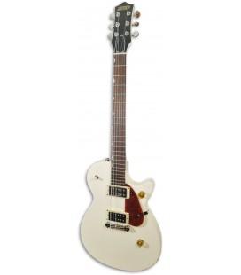 Foto da Guitarra Elétrica Gretsch G2210 Streamliner Junior Jet Club Vintage White