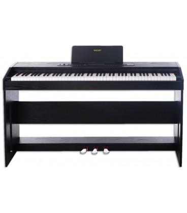 Foto do Piano Digital Yazuky modelo YM-A15 com 3 Pedais