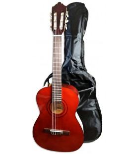 Foto da Guitarra Clássica Ashton modelo SPCG-34AM com o saco