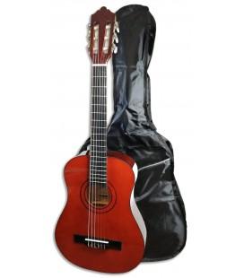 Foto da Guitarra Clássica Ashton modelo SPCG-12TAM com o saco
