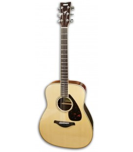 Foto da Guitarra Ac炭stica Yamaha modelo FG830