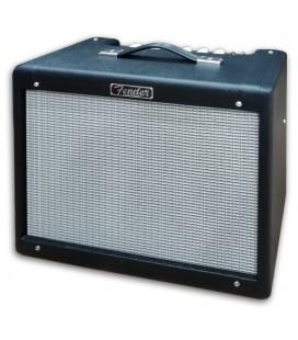Foto das costas do Amplificador Fender modelo Blues Junior IV 15W