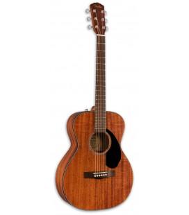 Guitarra Folk Fender CC-60S Concert All Mahogany