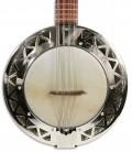 Foto do tampo do Banjo Bandola APC modelo BJMDA100