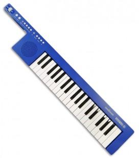 Teclado Yamaha Sonogenic SHS-300BU Azul 37 Notas